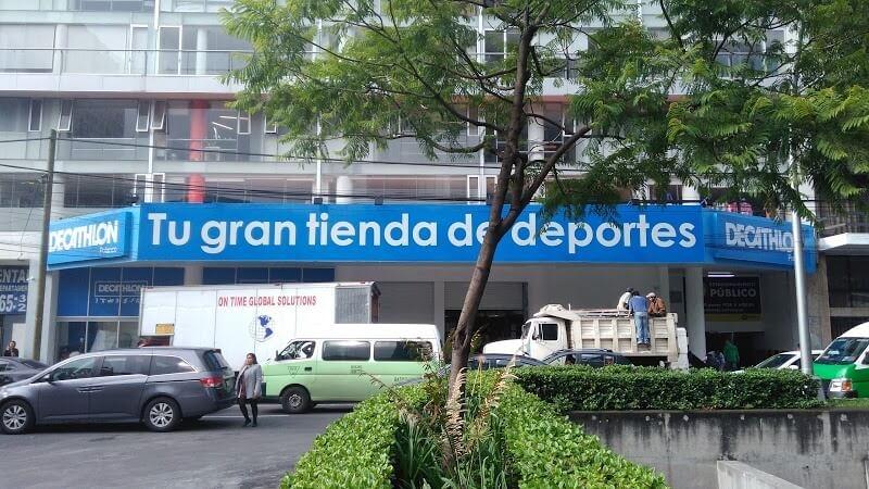 DECATLON POLANCO CDMX