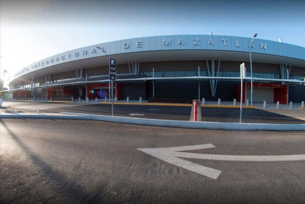 AEROPUERTO DE MAZATLAN